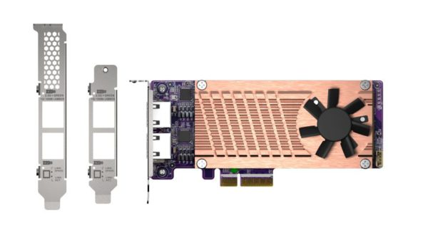 QM2-2P2G2T Maximize your NAS storage capacity