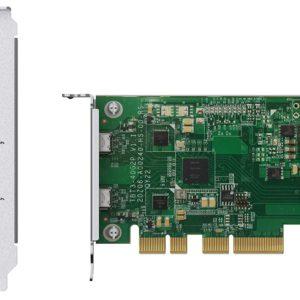 QNAP QXP-T32P Thunderbolt™ 3 Expansion Card