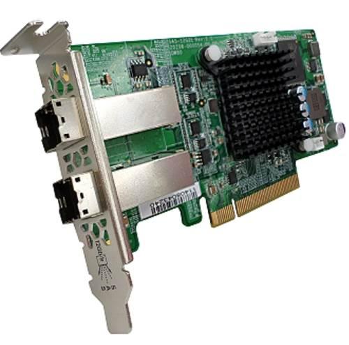 QNAP SAS-12G2E Dual wide port Expansion Enclosure Card