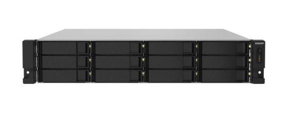 QNAP TS-1232PXU-RP-4G 12 Bay NAS AL-324 quad-core 1.7 GHz processor