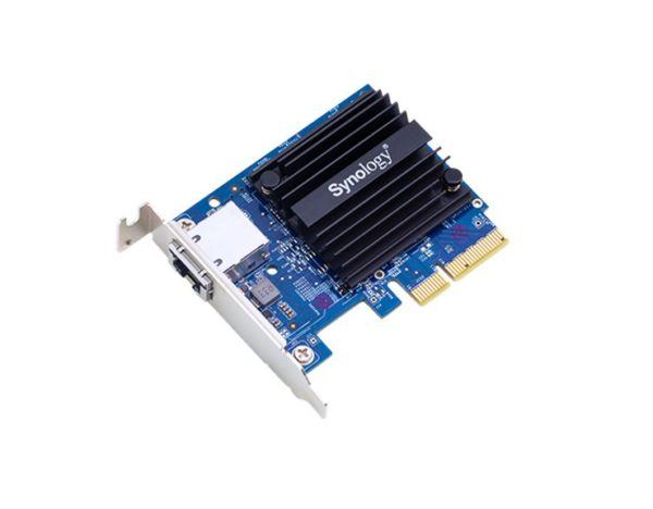 Synology E10G18-T1 10Gbe single Ethernet Adapter Card for RS3614xs+
