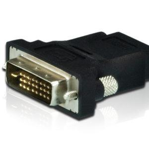Aten DVI-D(M) to HDMI(F) bi-directional Adapter