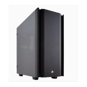Corsair Obsidian 500D ATX Tempered Glass Case. USB 3.1 Type-C x 1
