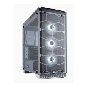 Corsair 570X RGB Crystal Series. 3x 120mm RGB LED Fan