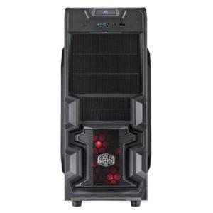 Coolermaster K380. ATX Case