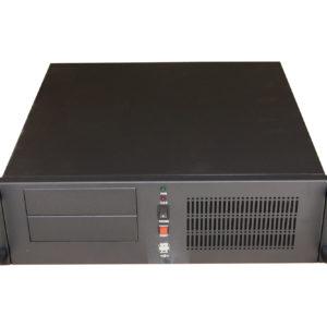 TGC Rack mountable Server Chassis 3U 450mm Depth