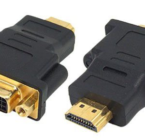 8Ware DVI-D to HDMI Female to Male Adapter