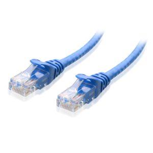 Astrotek CAT5e Cable 0.5m/50cm - Blue Color Premium RJ45 Ethernet Network LAN UTP Patch Cord 26AWG