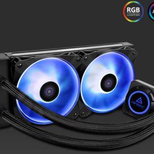 Antec Kuhler K240 RGB All in One CPU Liquid Cooler