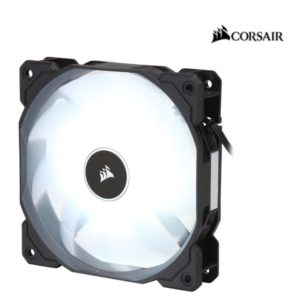 Corsair Air Flow 120mm Fan Low Noise Edition / White LED 3 PIN - Hydraulic Bearing