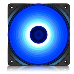 Deepcool RF120B High Brightness Case Fan With Built-in Blue LED (DP-FLED-RF120-BL)