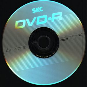 SKC 4.7GB 4X DVD-RW Media 10pk 10x Spindle