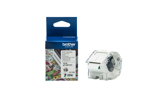 Brother CZ-1004 Full Colour continuous label roll