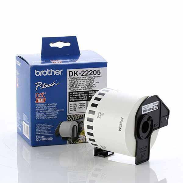 Brother DK-22205 Consumer Paper Roll
