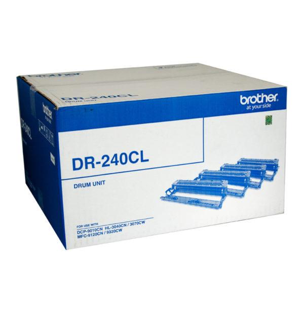 Brother DR-240CL (set of 4) Colour Laser Drum- HL-3040CN/3045CN/3070CW/3075CW