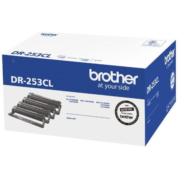 Brother *NEW*DRUM UNIT TO SUIT HL-3230CDW/3270CDW/DCP-L3510CDW/MFC-L3745CDW/L3750CDW/L3770CDW (18