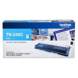 Brother TN-240C Colour Laser Toner - Cyan