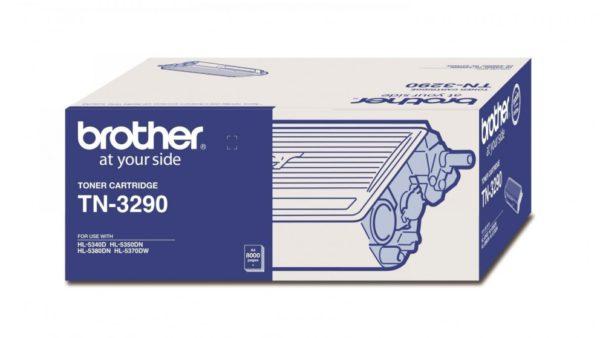 Brother TN-3290 Mono Laser Toner - High Yield - HL-5340D/5350DN/5370DW/5380DN