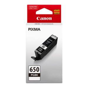 Canon PGI650BKBlack Cartridge MG5460