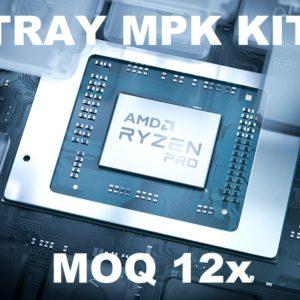 (MOQ 12x If Not Installed On MBs) AMD Ryzen 3 3200G