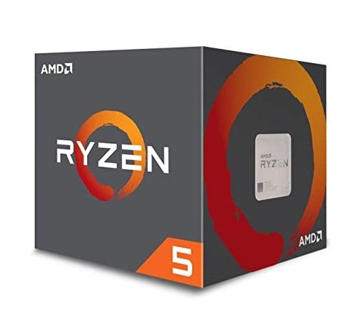 AMD Ryzen 5 1600AF YD1600BBAFBOX 6 Core/12 Threads AM4 CPU