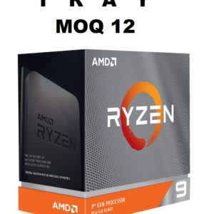 (MOQ 12x If Not Installed On MBs) AMD Ryzen 9 3950X TRAY 16 Cores AM4 CPU