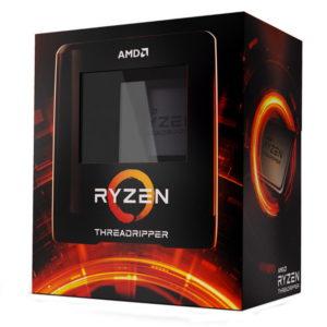 AMD Ryzen Threadripper 3970X Processor 32 Core/64 Threads Unlocked Max Speed 3.7GHz 144MB Cache (AMDCPU)
