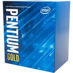 Intel G5400 Pentium 3.7GHz s1151 Coffee Lake Box 8th Generation 3 Years Warranty eol