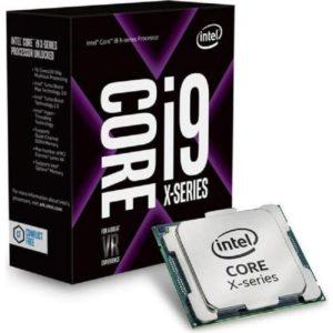 Intel Core i9-10900X CPU 3.7GHz (4.5GHz Turbo) LGA2066 X Series 10th Gen 19MB 10-Cores 20-Threads 165W Boxed no Fan Cascade Lake