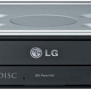 LG BH16NS55 16x SATA Internal Blu-Ray Drive Burner - Slient Jamless Play M Disc
