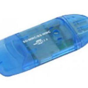 Astrotek USB Card Reader Support:SD/SDHC/MMC/RS-MMC