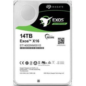 Seagate 14TB 3.5' SATA EXOS Enterprise 512E/4KN
