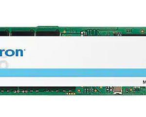 Micron 5300 PRO 480GB M.2 SATA SSD 540R/410W MB/s 85K/36K IOPS 1324TBW AES 256-bit encryption Server Data Centre 3 Mil hrs 96-Layer TLC NAND 5yrs