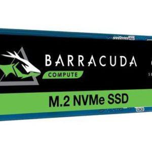 Seagate 1TB Barracuda 510 M.2 NVMe SSD - 3400R/2180W MB/S