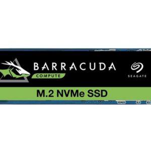 Seagate 500G Barracuda 510 M.2 NVMe SSD - 3400R/2180W MB/S