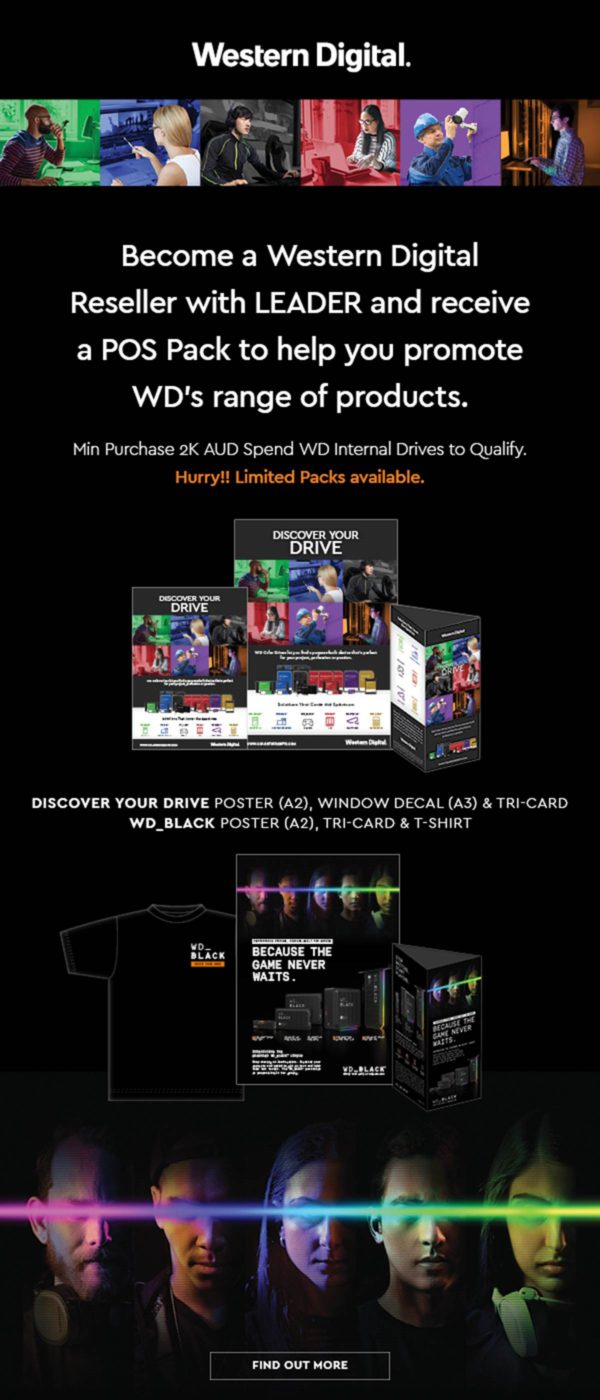 Western Digital WD Marketing Pack - Your Drive A2 Poster