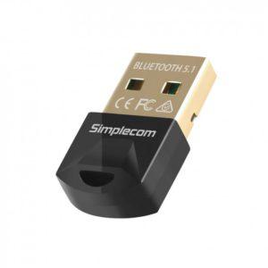 Simplecom NB410 USB Bluetooth 5.1 Adapter Wireless Dongle