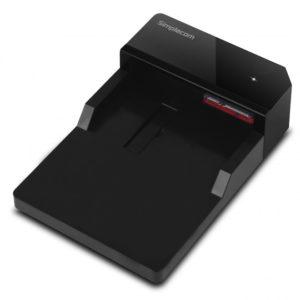 Simplecom SD323 USB 3.0 Horizontal SATA Hard Drive Docking Station for 3.5' and 2.5' HDD Black