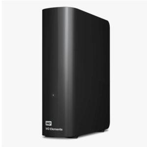 Western Digital WD Elements Desktop 3TB USB 3.0 3.5' External Hard Drive - Black Plug & Play Formatted NTFS for Windows 10/8.1/7