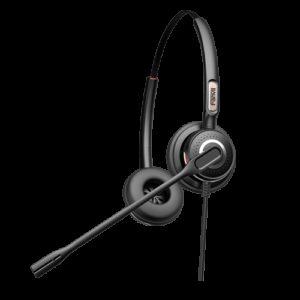 Fanvil HT202 Stereo Headset - Over the head design