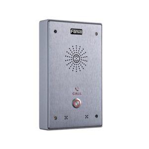 Fanvil i12 Outdoor Audio Intercom - Single Button