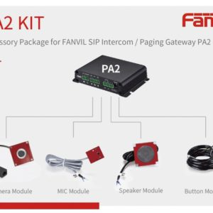 Fanvil PA2 Accessories Kit to suit IPF-PA2