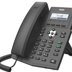 Fanvil X1SP IP Phone - 128x48 Dot Matrix Display