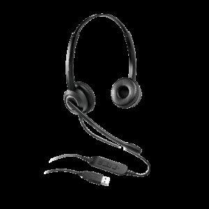 Grandstream GUV3000 Dual Ear USB Headset