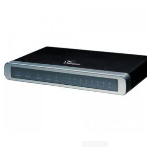 Grandstream GXW4108 8 FXO RJ11 Port VoIP Gateway w/ Dual 10/100 Mbps Ports