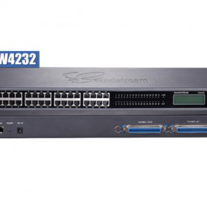 Grandstream GXW4232 VoIP gateway w/ 32 telephone FXS ports