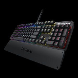 ASUS RA05 TUF GAMING K3/BN/US Tactile Mechanical Keyboard NKRO