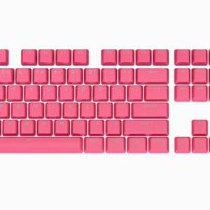 Corsair PBT Double-shot Pro Keycaps -Rogue Pink Keyboard