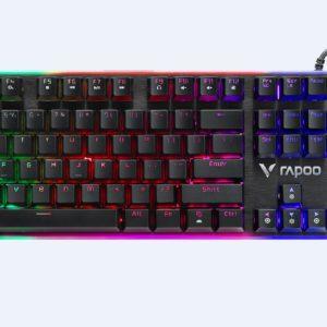RAPOO V52PRO Backlit Mechanic-alike Gaming Keyboard