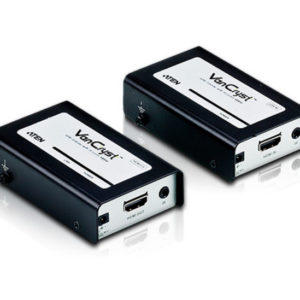 Aten VanCryst HDMI Over Cat5 Video Extender with Audio & IR Control - 1920x1200@60Hz or 60m Max (PROJECT)